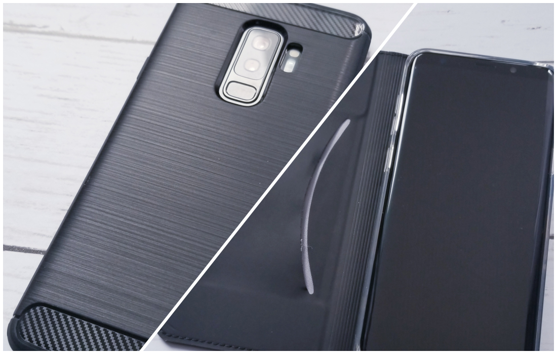 Galaxy S9/S9+おすすめケースまとめ/手帳型・クリアケースなど【レビューあり】